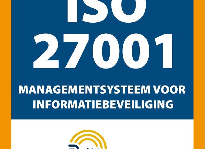 Inergy opnieuw ISO27001 gecertificeerd