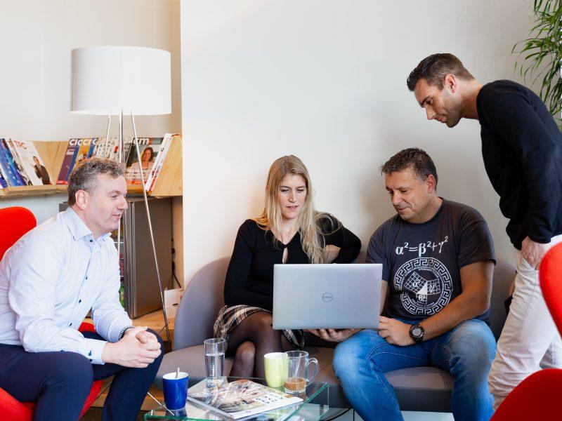 Blog | Hoe stuur je met data?