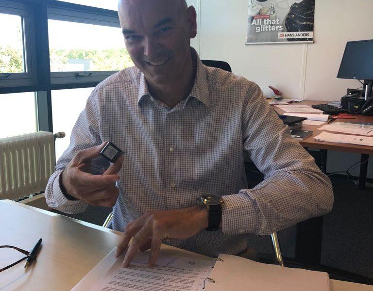 Opticienketen Hans Anders tekent