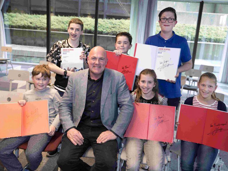 André Kuipers te gast bij opening nieuwe vestiging Inergy in Heerlen