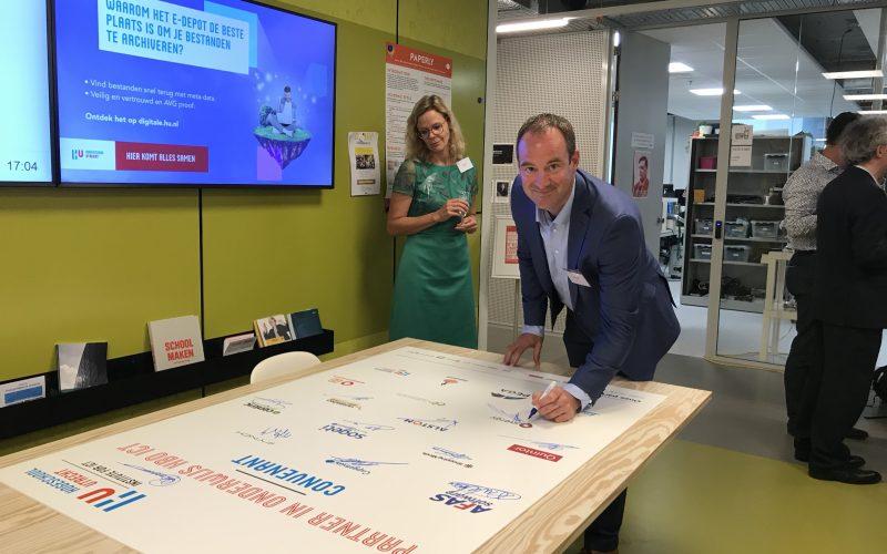 Hogeschool Utrecht en Inergy bundelen krachten