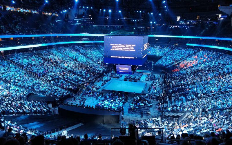 Sessies, core-notes en een heleboel Azure tijdens Microsoft Inspire 2019