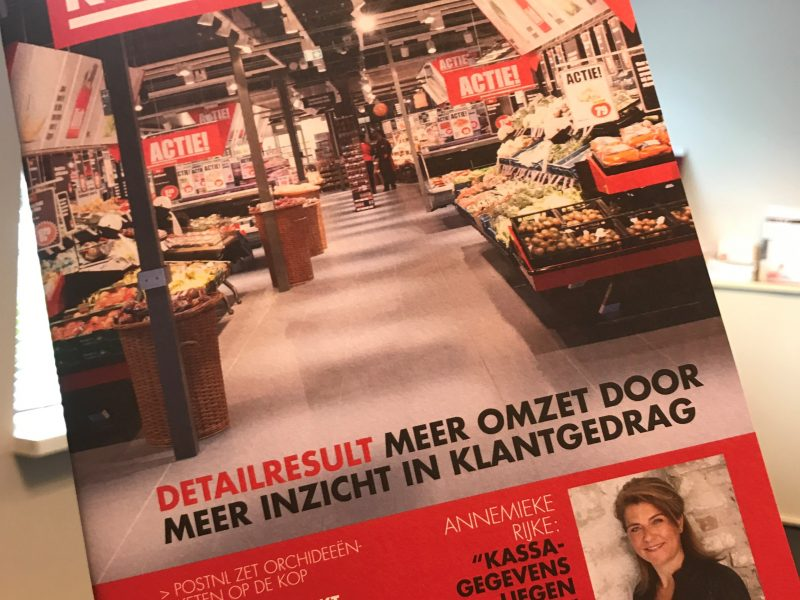 Inergy Retail & Analytics magazine