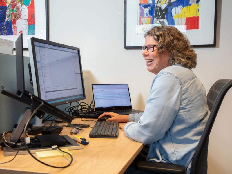 Blog | Een dag uit het leven van: Margriet Wesseling, Ontwikkelaar bij Inergy