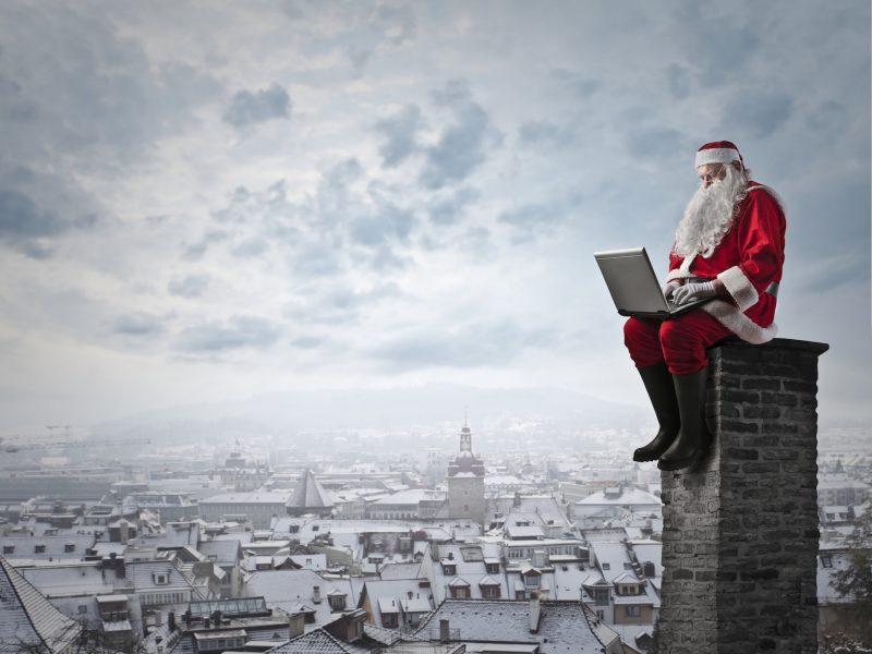 Fijne feestdagen - kerstgeschenk